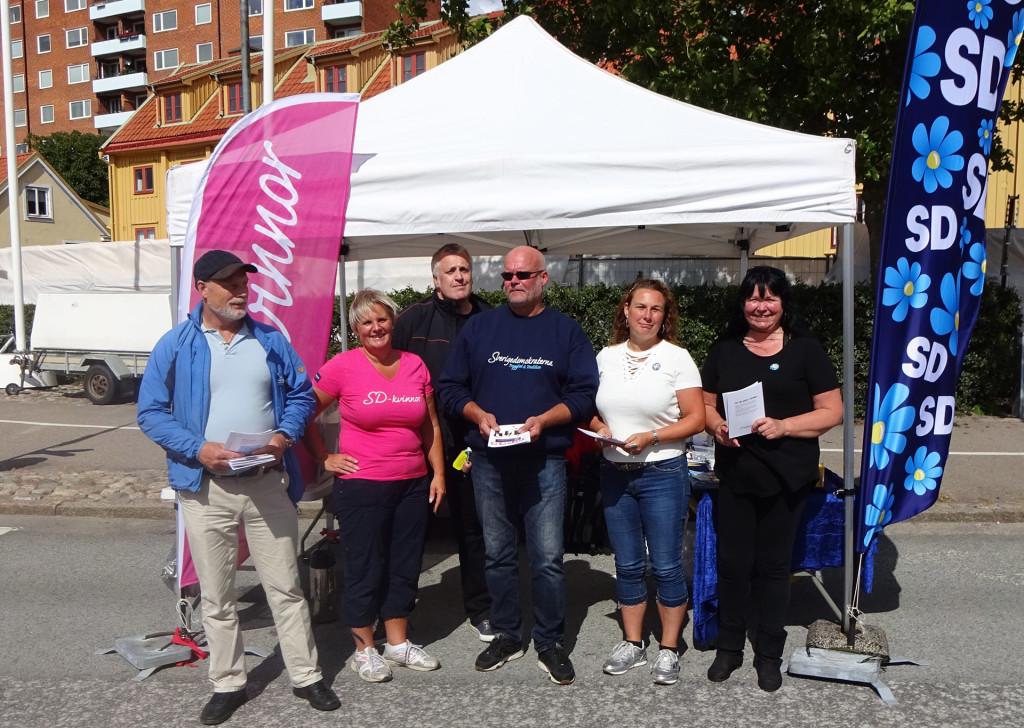 SD Karlskronas lördag på Skärgårdsfesten