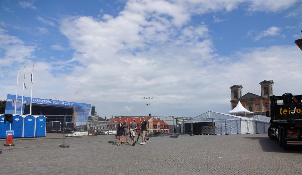 Karlskrona Skärgårdsfest 2017