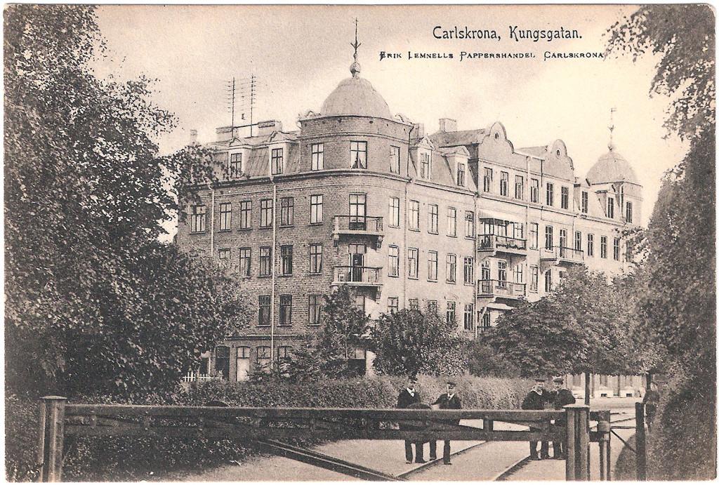 Fribergska huset 1905-1906