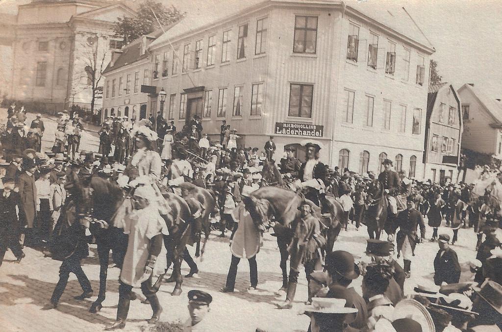 Från Barnens Dag 1906 igen