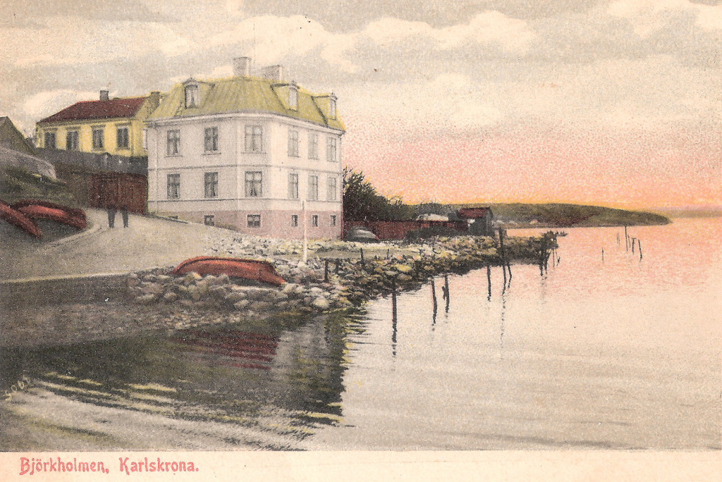 Björkholmsplan före 1905