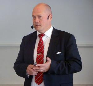 Sven-Olof Sällström på besök