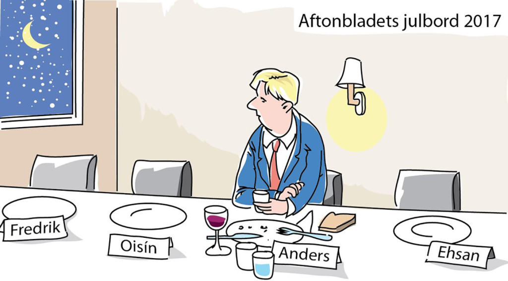 Aftonbladet julbord 2017