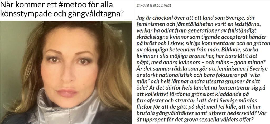 Mycket bra Katerina Janouch