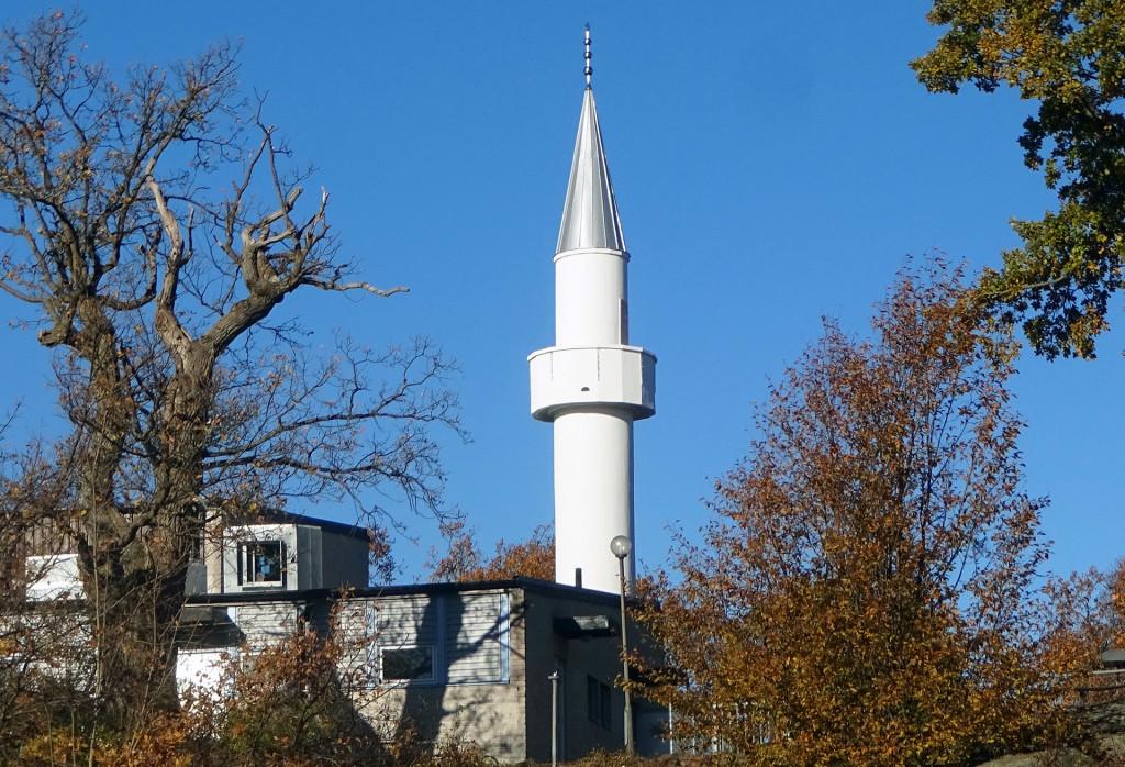"""Idag - """"En sorgens dag"""" när minareten i Kungsmarken användes första gången"""