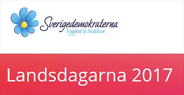 SD Landsdagarna 2017