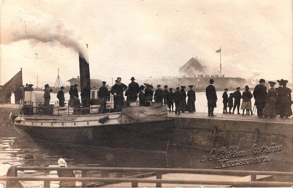 Unionsupplösningen mellan Sverige och Norge den 1 november 1905