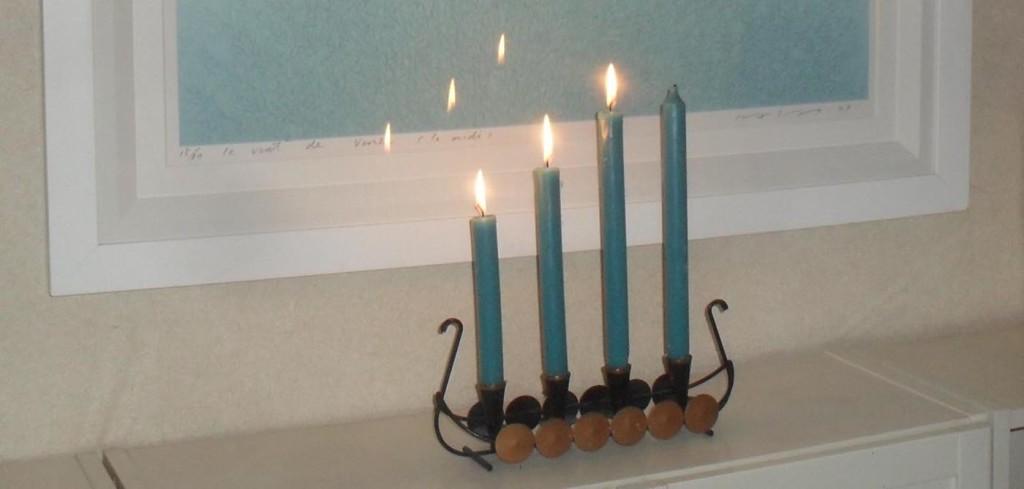 Idag är det 3:e Advent