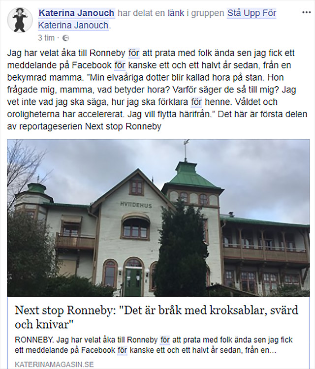 """Next stop Ronneby 1"""