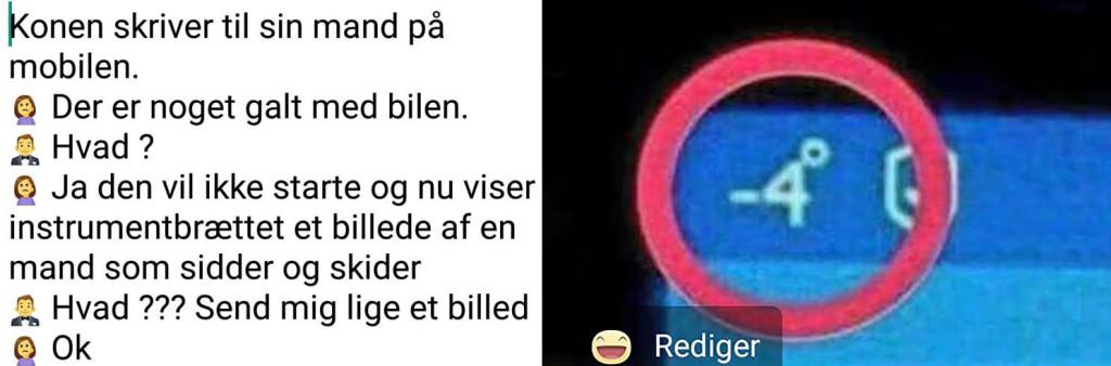 Dansk humor eller dasshumor?
