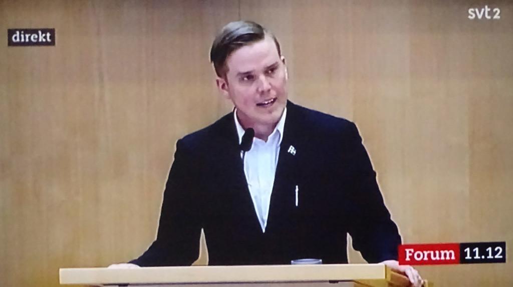 Jeff Ahl representerar nu Alternativ för Sverige (AfS)