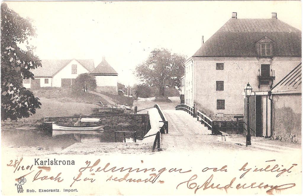 Kronobageriet på Stumholmen