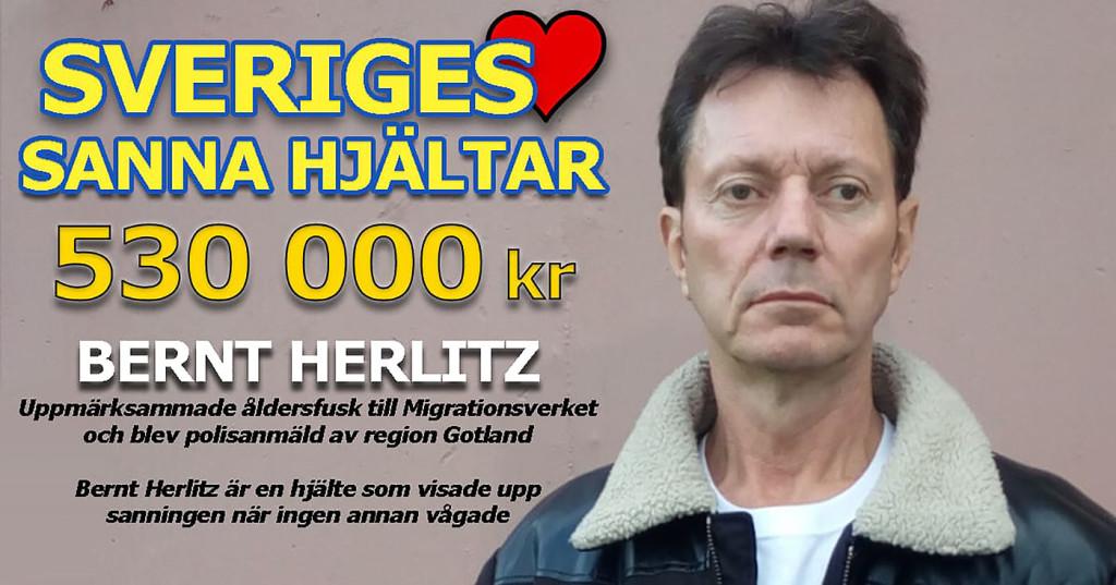 Bernt Herlitz - En svensk hjälte