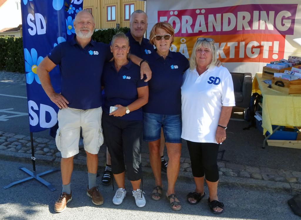 SD Karlskrona på Karlskrona Skärgårdsfest fredagen den 3 augusti 2018