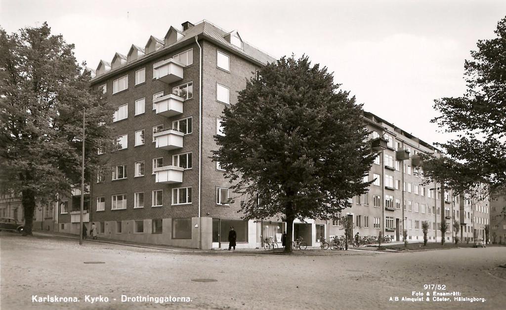 Här låg Lagströms Tobak