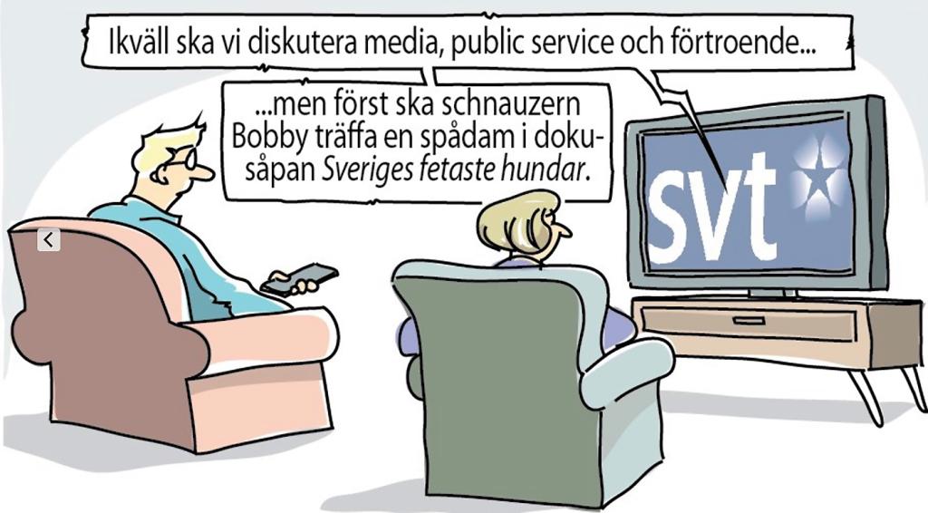 "Svensk ""public service"""