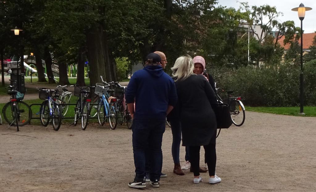 """Svenska kyrkans """"Eventdag"""""""