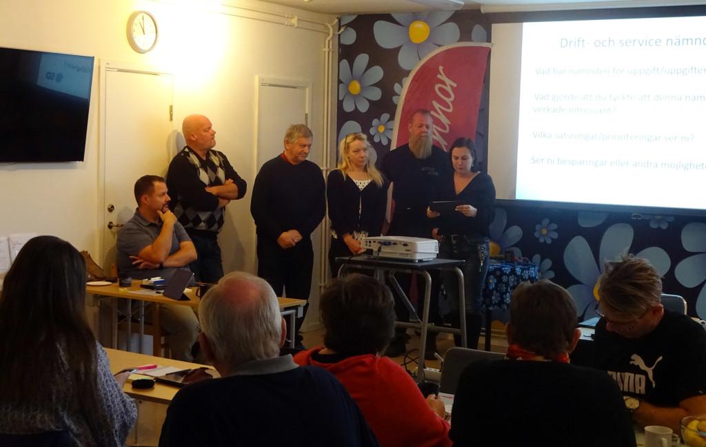 Budgetdag för SD Karlskrona