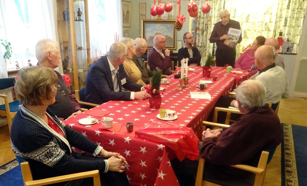 Föreningen Gamla Carlscrona första advent 2018