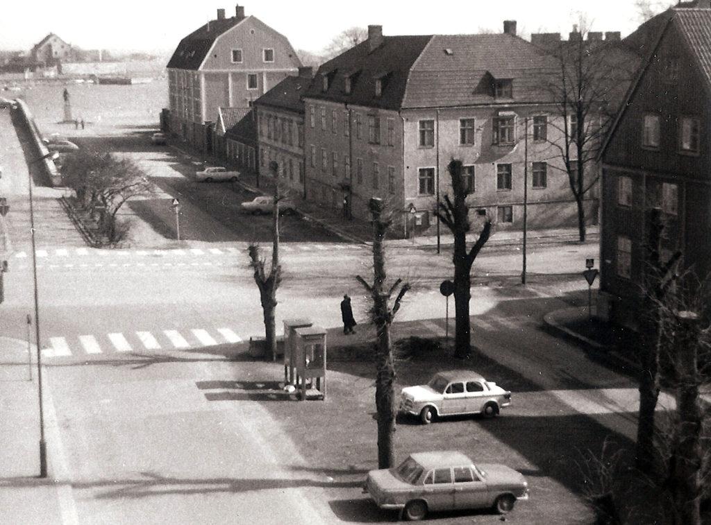Alamedan mot öster omkring 1970