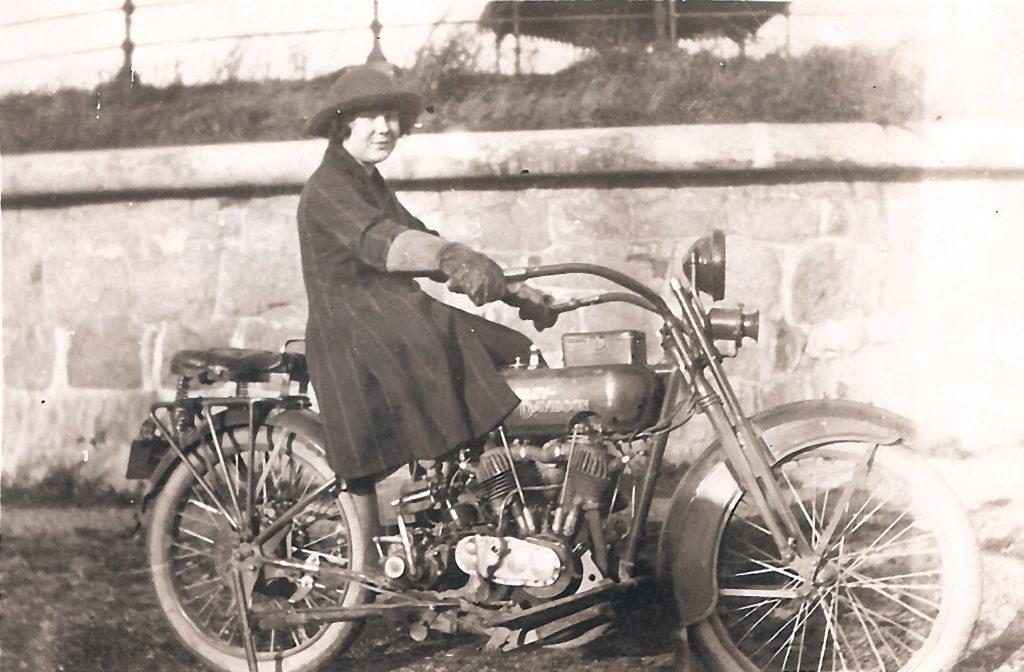 Harley Davidson på Bryggareberget