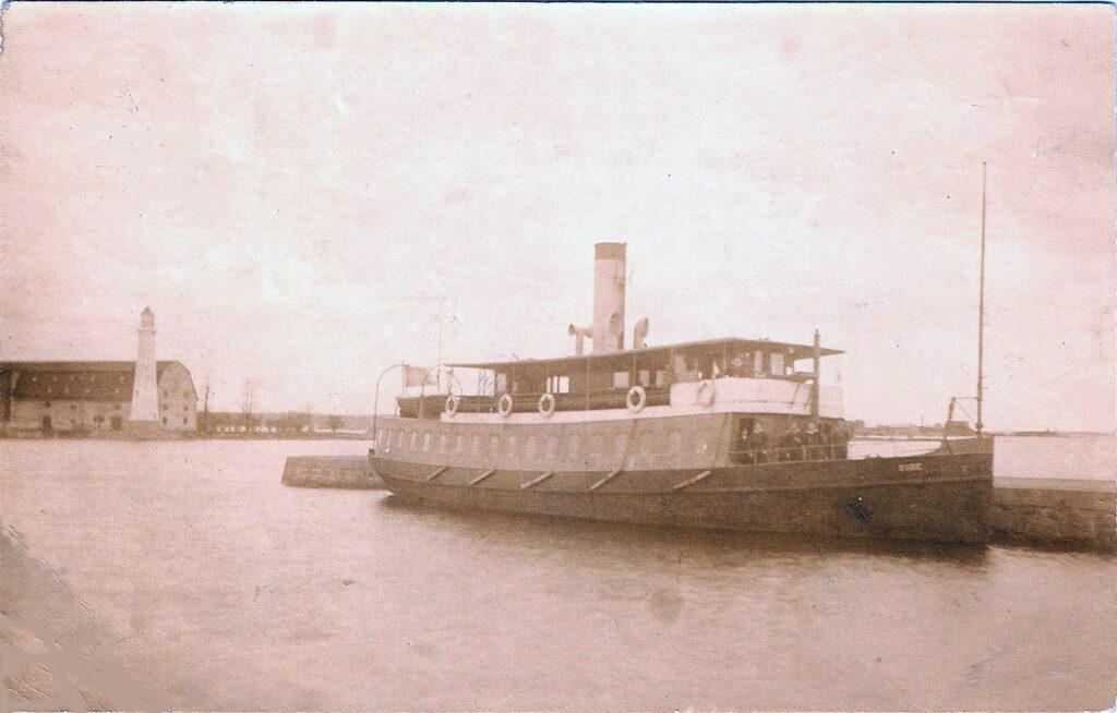 """""""Bore"""" vid Kungsbron 1919"""