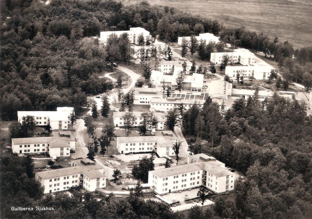 Gullberna sjukhus 1959