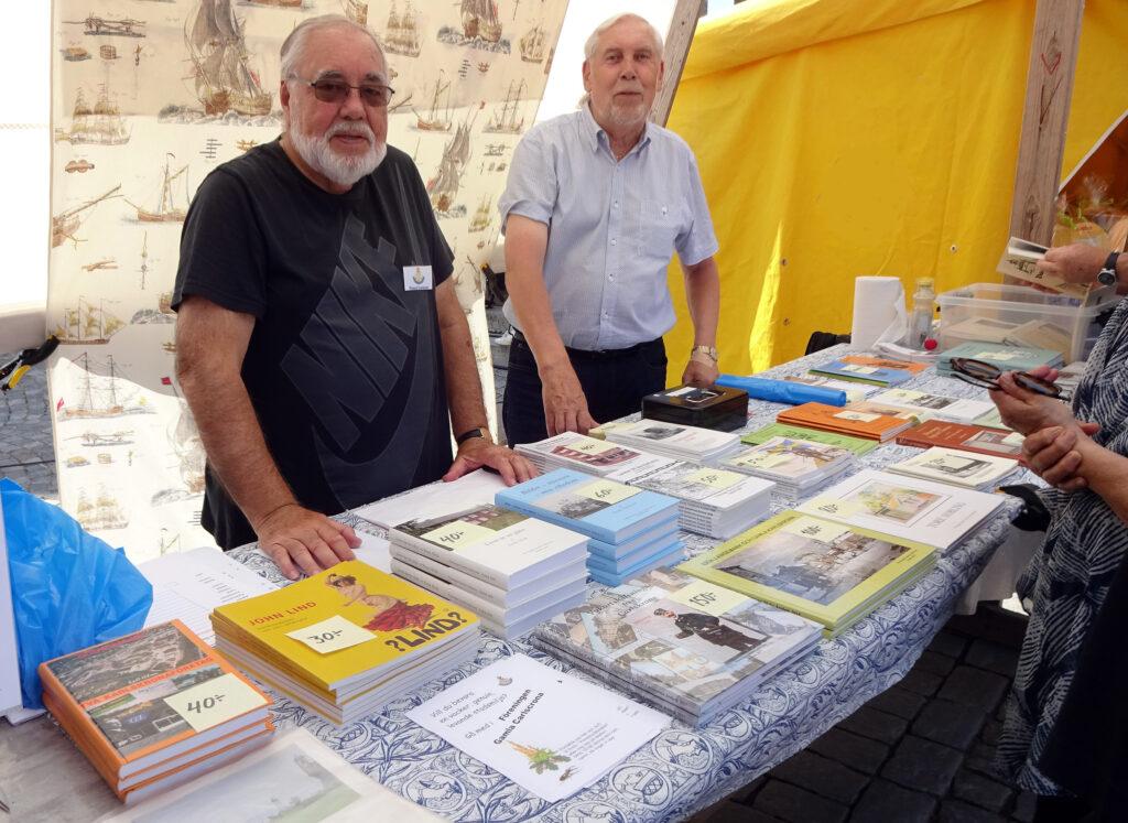 Gamla Carlscronas böcker
